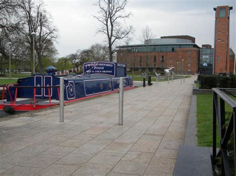 Dinner On A Boat Stratford Upon Avon by Canal Basin