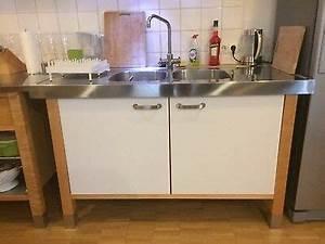 Ikea Spüle Mit Unterschrank : ikea unterschrank eur 60 00 picclick de ~ Watch28wear.com Haus und Dekorationen