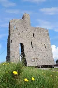 Ireland Castle Ruins