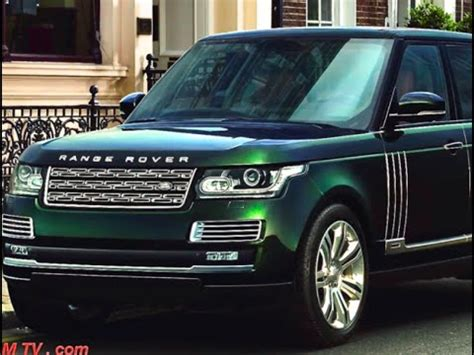 expensive land rover worlds most expensive range rover holland holland