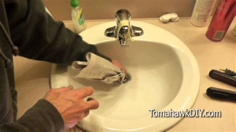 shower has no water but sink does easy to fix a clogged sink no tools needed