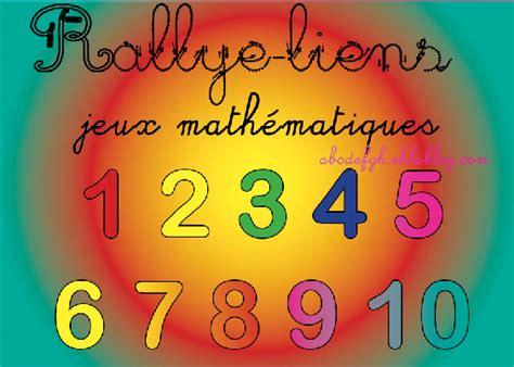 """Rallye-liens """"jeux Mathématiques à Faire Soi-même"""""""
