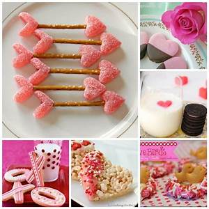 Sweet Party Day : 25 sweet valentines day treats ideas recipes red ted ~ Melissatoandfro.com Idées de Décoration