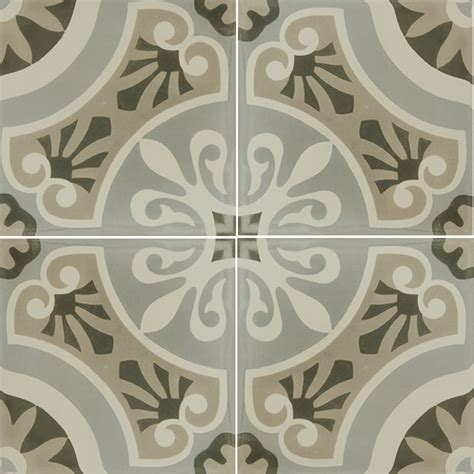 Specialty Tile Products   Hydraulic   Glazed Porcelain Tile