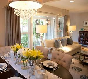 dining room living room combo decorating ideas decor With interior design living dining room combination