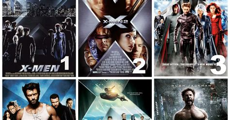 A Guide To The X-men Movies