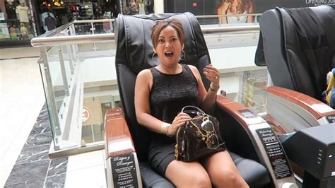 vlog bad experience   massage chair   mall lol