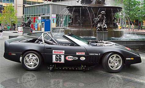 86 Corvette Specs