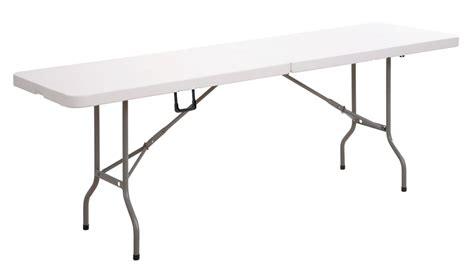table valise 244cm table chaise pliante valise cing mobilier pliant e