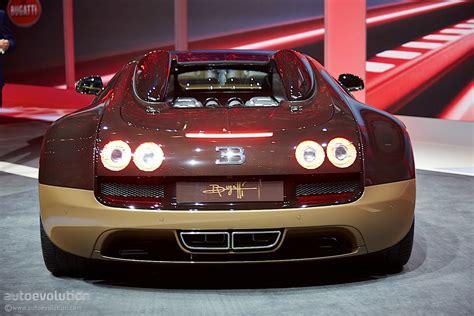 bugatti decorates geneva  veyron rembrandt