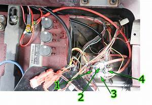 On A Yamaha G1 Gas Golf Cart Solenoid Wiring