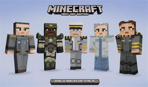 minecraft xbox edition nouveau mash  pack sur halo fr