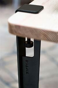 les 25 meilleures idees de la categorie pied table sur With meubles de terrasse design 13 terre et metal creation de meuble en acier mobilier