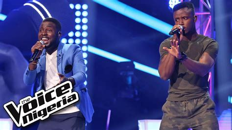 Version of 'the voice' from nigeria. Chike vs Patrick sing 'Let Me Love You' / The Battles / The Voice Nigeria 2016 - YouTube