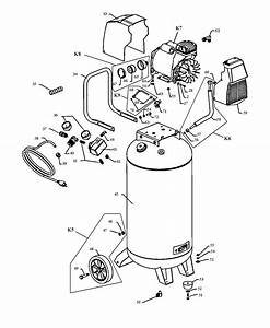 Craftsman 921164710 Air Compressor Parts