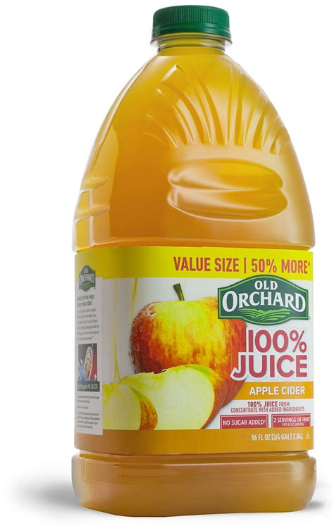 juice apple cider orchard brands