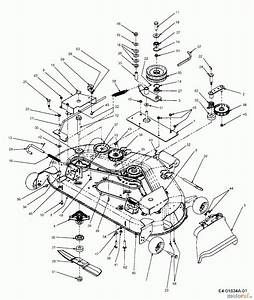 Cub Cadet Z Force 48 Pto Belt Diagram