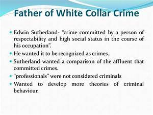white collar crime definition extent forms in india