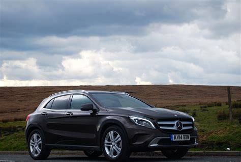 Review Mercedes Gla Class by Mercedes Gla Class Drive Review Driving Torque