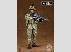 US Army Saw Gunner In Afghanistan Crazy Dummy 16 Scale