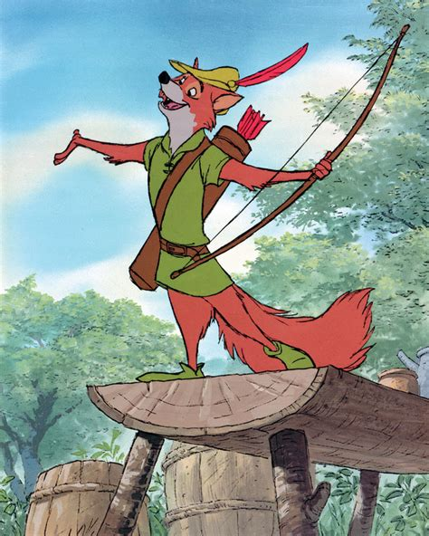 Disney Fighter: Robin Hood by Tohokari-Steel on deviantART