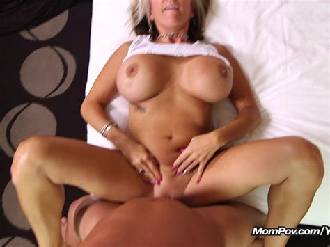 Huge Tits Milf Gets Anal Fuck And Facial Free Porn