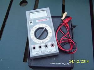 Operator U0026 39 S Manual Kowa Seiki Multimeter