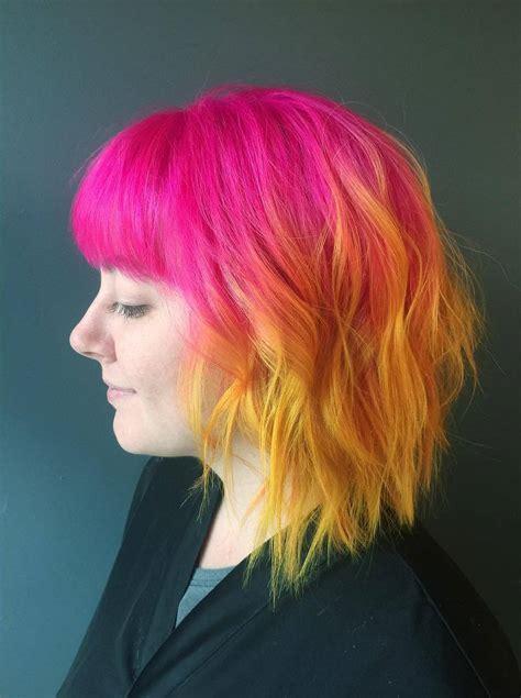 short shag hairstyle designs ideas design trends
