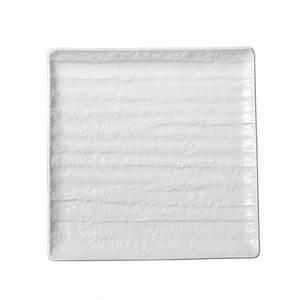 Teller Flach Weiß Günstig : miyu teller flach quadratisch 24 x 24 x 1 5 cm wei ~ A.2002-acura-tl-radio.info Haus und Dekorationen