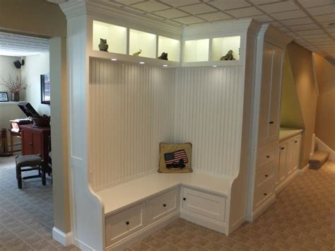 stairs cabinet traditional basement manchester