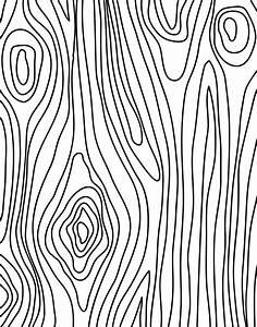 Wood Grain Black And White Drawing | www.pixshark.com ...