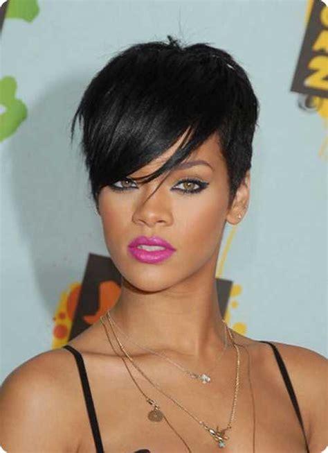 Rihanna Pixie Cut Hairstyles by 25 Rihanna Pixie Cuts Pixie Cut 2015
