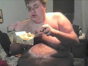 Fat Man Eats 4 Pot Pies - YouTube