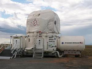Habitat Development Unit at NASA Desert Rats - SpaceRef