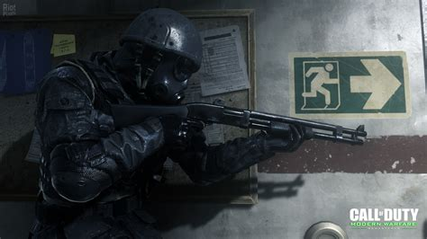 wallpaper call  duty modern warfare remastered shooter