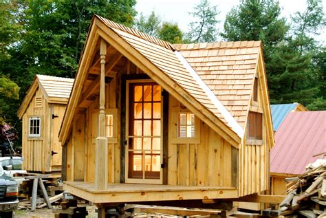 cool cabin plans relaxshacks com six free plan sets for tiny houses cabins