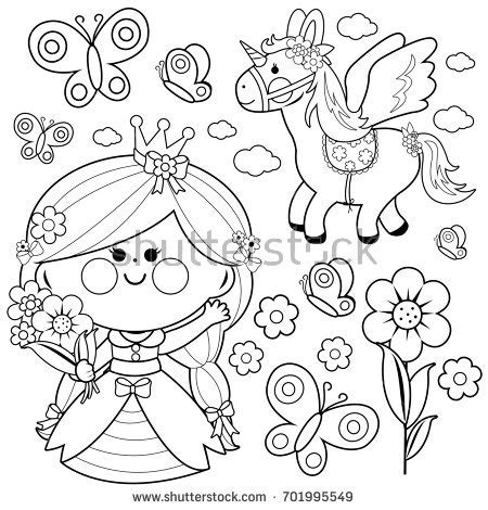 unicorn color stock images royalty  images vectors