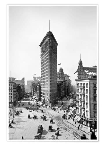 New York City 1920, Flatiron Building Posters and Prints