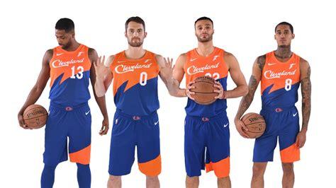 cavaliers unveil  cleveland city edition uniforms
