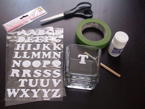 glass etching stencils      ways guide