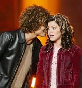 Kelly Clarkson American Idol Justin Guarini