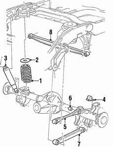 Rear Suspension For 2000 Lincoln Navigator