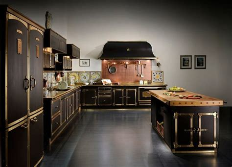 deco style kitchen 27 trendy and chic copper kitchen backsplashes digsdigs