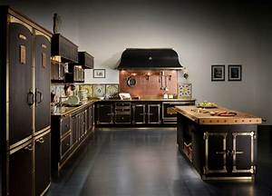 27 trendy and chic copper kitchen backsplashes digsdigs With kitchen colors with white cabinets with creation en papier
