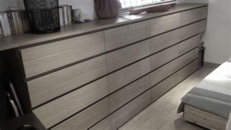 stickers pour meubles de cuisine transformation de commodes malm 4 tiroirs en 5 tiroirs