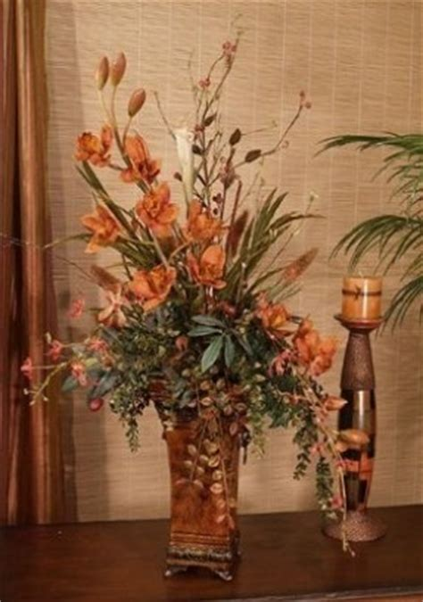 large artificial floral arrangements hollywood
