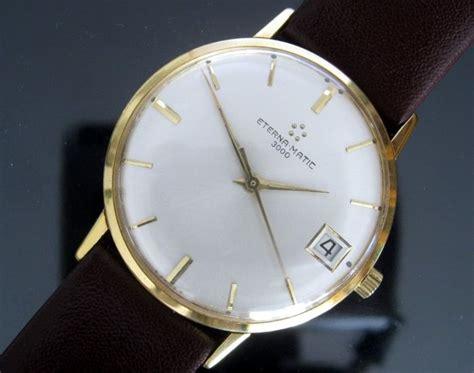 Reloj de pulsera Eterna Matic 3000 de los años 60 para