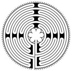 Finger Labyrinth Printable