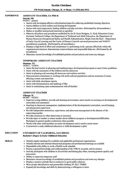 assistant resume sles velvet