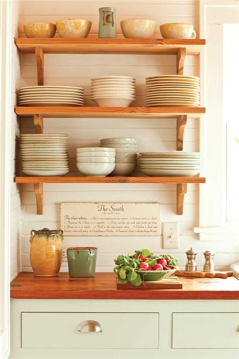 shelves instead of kitchen cabinets 25 best ideas about homes on nature 7928